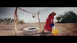 العطش في افريقيا -إعلان المياه