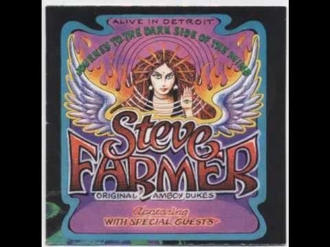 Amboy Dukes - Steve Farmer (The Stone)