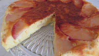 Яблочная ШАРЛОТКА Без Выпечки в Духовке. Вкуснейший Пирог с Яблоками на сковороде!