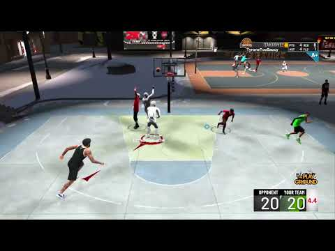 NBA 2k20 Park WinSTREAK!! (20$ PlayStation Giftcard Giveaway!!!)