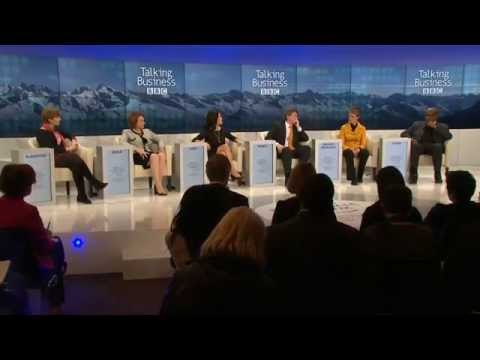 Davos 2015 - The Diversity Dividend