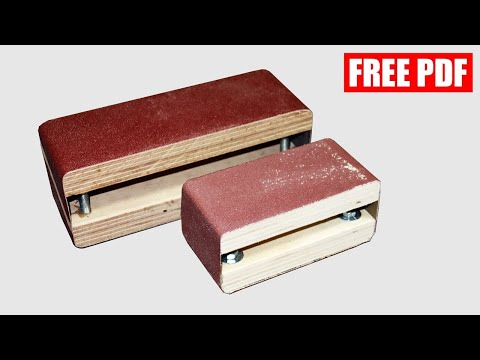 Sanding Blocks -
