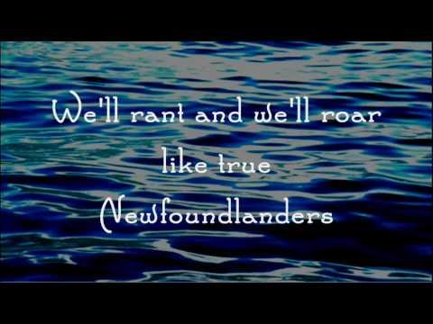 Rant And Roar - Great Big Sea - Lyrics ,