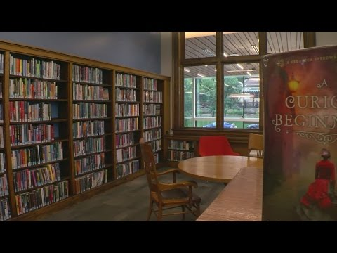 WCCO Viewers' Choice For Best Library In Minnesota