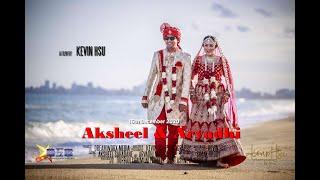 Aksheel + Arvadhi | 16.12.2020 | Hindu Wedding Film | Durban North | Kevin Hsu Photography & Film