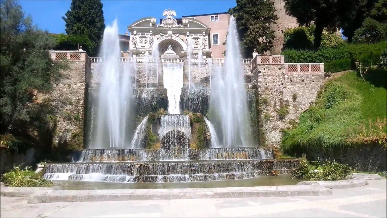 The Villa D 39 Este D Este Tivoli Rome Italian Renaissance