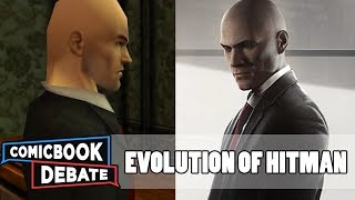 Evolution of Hitman Games in 7 Minutes (2017)