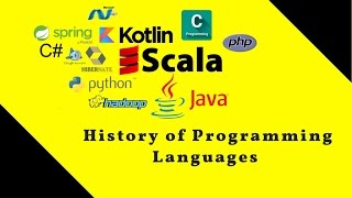 History of Programming Languages Part 1