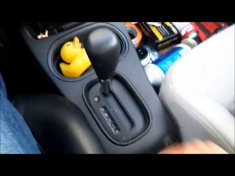 How To Remove A Shift Chevy Cobalt Pontiac G5 Tutorial
