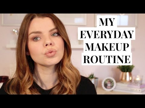 simple  natural everyday makeup tutorial for beginners