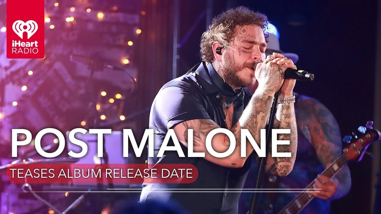 Post Malone Teases New Single & Album Release Date | Fast Facts