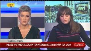 ΔΕΛΤΙΟ ΕΙΔΗΣΕΩΝ ΕΡΤ-ΕΡΤ3 21-11-2014