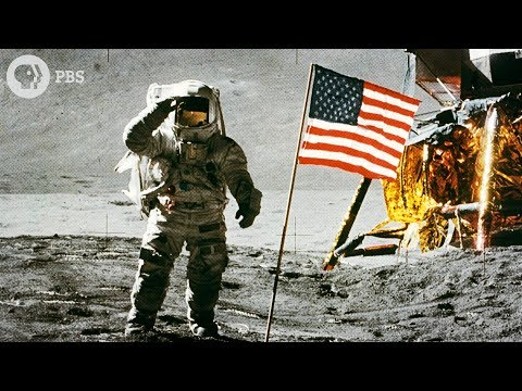 Why Did We Plant A Flag On The Moon?
