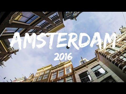 One Last Fall Adventure: Amsterdam, Netherlands || GoPro Hero 4
