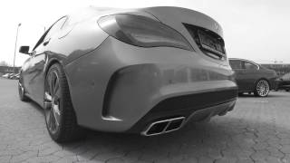 Mercedes CLA 180 mit Leo Sound Generator by PantheraAutomotive