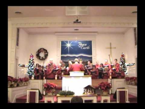 """Emmanuel"" Christmas Presentation by Mountain View Baptist Church Sanctuary Choir"