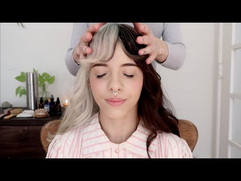 ASMR massage   Melanie Martinez ✨