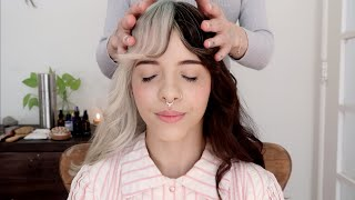 ASMR massage | Melanie Martinez ✨