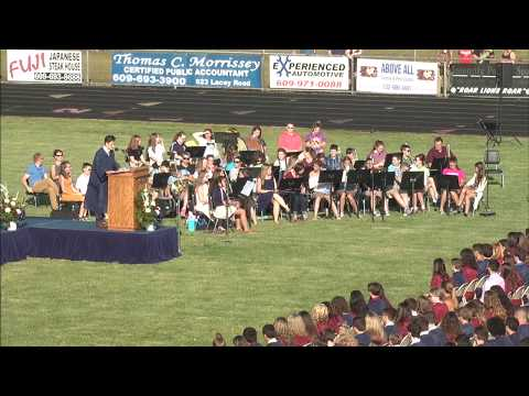 Lacey Township Middle School Promotion 2017