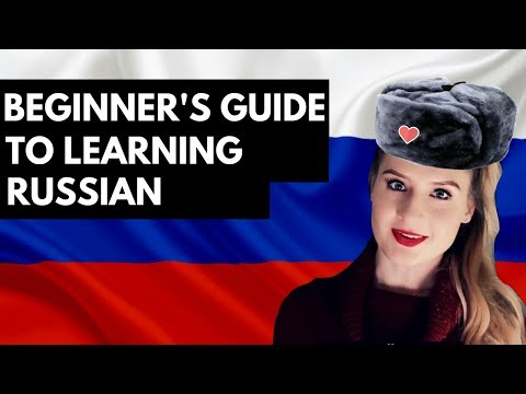 RUSSIAN FOR BEGINNERS 🇷🇺