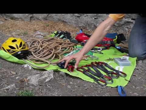Introduction To Sport Climbing Gear