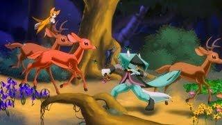 Dust: An Elysian Tail - Test / Review (Gameplay) zum Zeichentrick-Actionspiel
