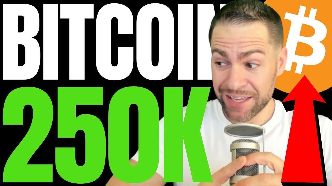 Download TOP TRADER PREDICTS BITCOIN WILL HIT $250K BY JULY!! KEY INDICATORS POINT TO A BTC 'SUPERCYCLE'!!