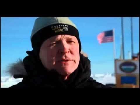 Navy Secretary visits Arctic Lab, ICEX #1