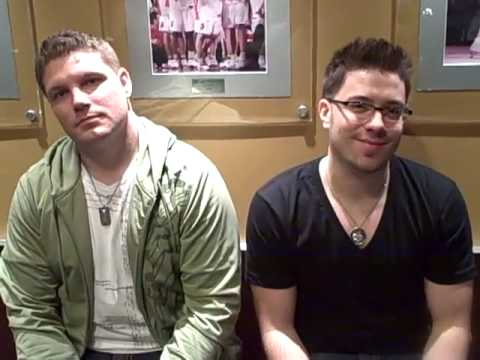 Michael Sarver & Danny Gokey: Video Interview
