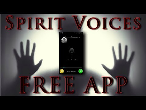 Full Download] Spirit Box Android App By Appy Droid