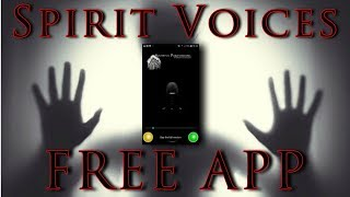 Spirit Box App For Android FREE