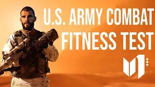 Uradio sam US Army Combat Fitness Test bez pripreme. Najkompletniji test fizičke sposobnosti.