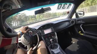 Toyota GT86 @ Zolder Circuit 22/08/2018 (part 2)