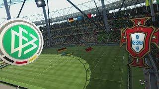 2014 FIFA World Cup Brazil - Germany vs Portugal - [HD FULL Gameplay]
