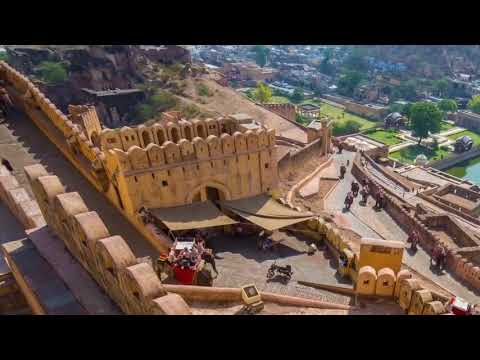 Jaipur | pinkcity | day-night | timelapse | गुलाबी शहर❤️