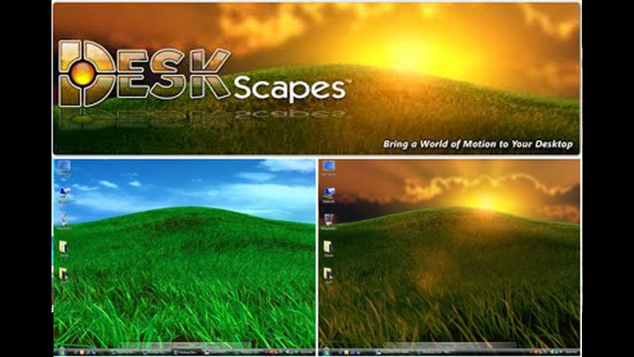 Enable Animated Desktop Wallpaper In Windows 7 8 1 10 With