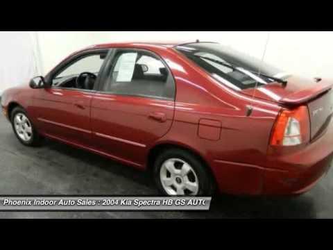Phoenix Indoor Auto Sales >> 2004 Kia Spectra Hb Gs Auto Akron Oh 44310 Youtube