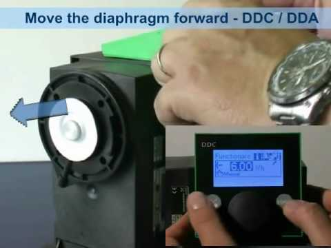 Grundfos Digital Dosing Pumps Service Video - DDA, DDC & DDE