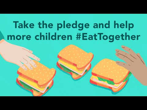 #EatTogether Pledge