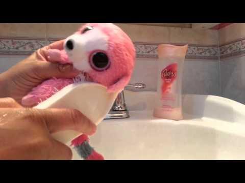 RandomVid: How We Wash our Beanie Boos
