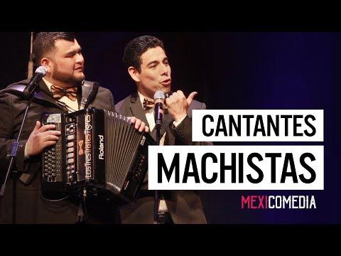 Cantantes Machistas - Los Tres Tristes Tigres MEXICOMEDIA