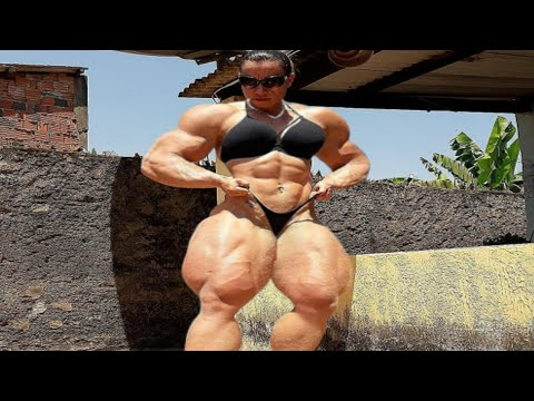 FEMALES BODYBUILDING,- Jazmin Gillespie | WORKOUT, IFBB MUSCLE,