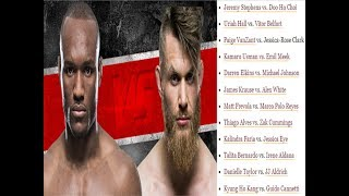 UFC Officially Moves Kamaru Usman vs Emil Meek to St. Louis Fight Night