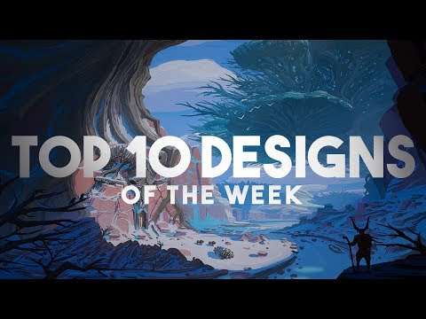 TOP 10 DESIGNS OF THE WEEK! Episode 11