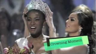 Miss Angola wins Miss Universe 2011