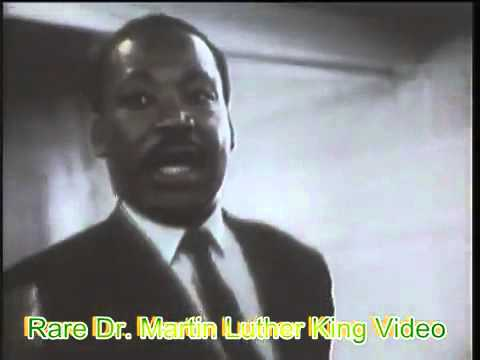 Rare Dr  Martin Luther King Talks Reparations   Civil Rights Not Enough For Black Folk   YouTube