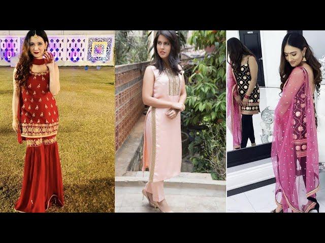Beautiful sleeveless punjabi suits || Different colours sleeveless punjabi suits || Kaur Trends