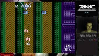 Zanac прохождение 100%   Игра на (Dendy, Nes, Famicom, 8 bit) 1986. Live cтрим HD [RUS] Compile #1