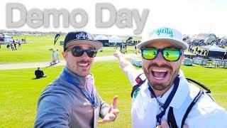 Golf Equipment OVERLOAD // Demo Day 2019