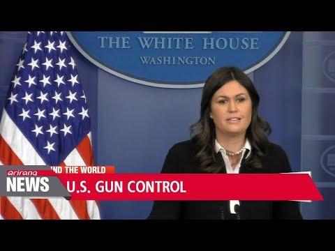 Trump backs efforts to bolster FBI gun checks: White House